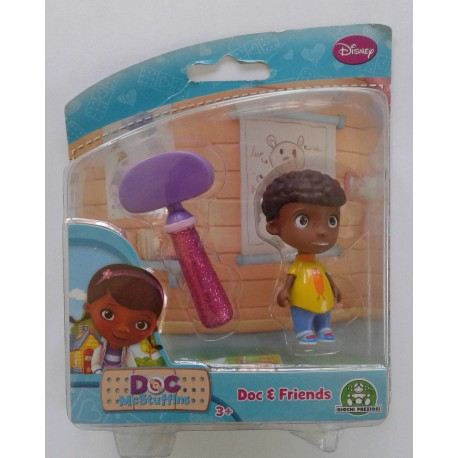 Doc mcstuffins mini figures