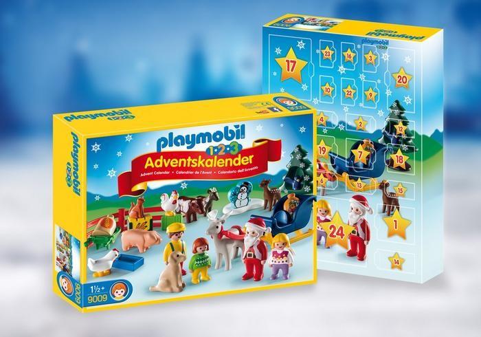 Playmobil Christmas - Advent Calendar - 1.2.3. Christmas on the Farm