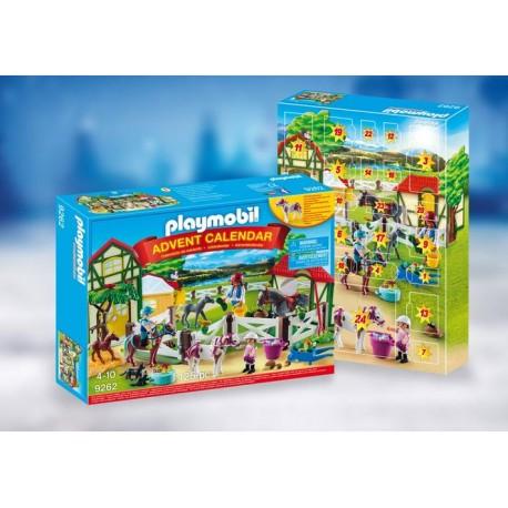 Playmobil Christmas - Advent Calendar - Horse Farm
